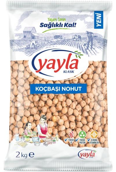 Yayla 2 Kg Nohut 9 Mm