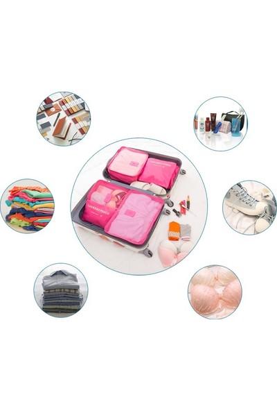 Travel Valiz - Bavul Seyahat Organizer Seti
