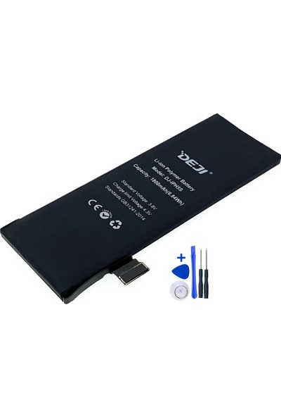 Deji Apple iPhone 5S Batarya (1800Mah)