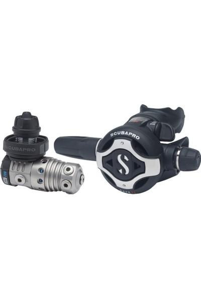 Scubapro MK25T Evo/S620 X-Ti Din, Dive Titanyum Regülatör