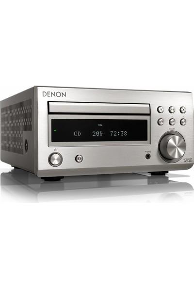 Denon RCD-M41 Premium micro Desktop Hi-Fi CD Receiver Bluetooth and FM siyah