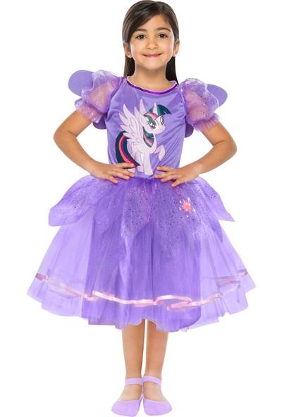 My Little Pony Twilight Sparkle Kostüm 7 - 9 Yaş