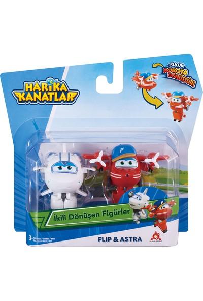 Harika Kanatlar 2'li Mini Figür Flip & Astra