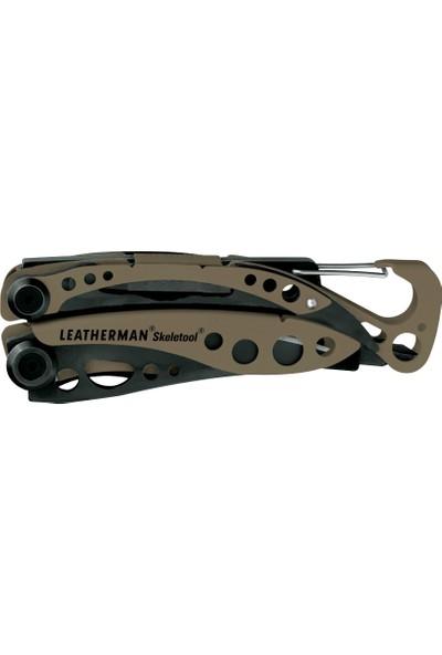 Leatherman Tool Skeletool Coyote Tan