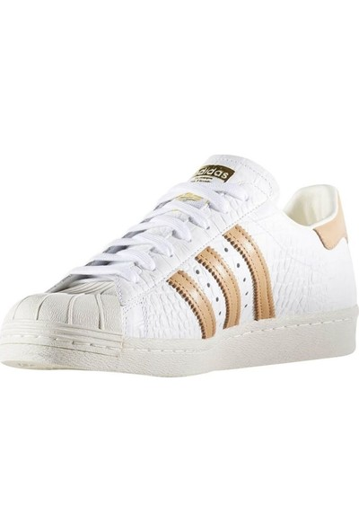 Adidas Superstar 80S Sneaker Unisex Ayakkabı Bb2229