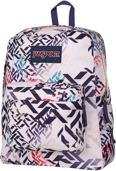 Jansport Superbreak Botanical Geo T50149L
