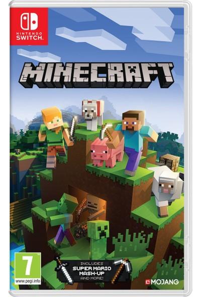 Nintendo Switch Konsol + Minecraft Bedrock Edition