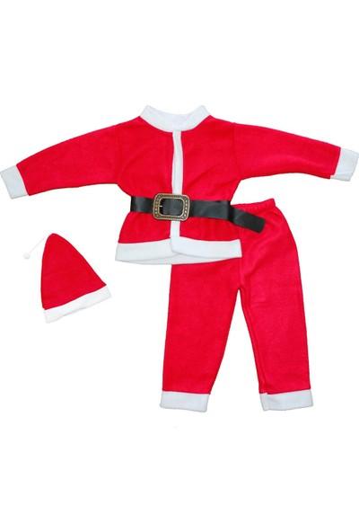 Biricik'S Noel Baba 3'lü Çocuk Takım