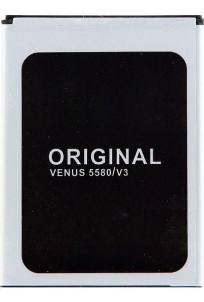 Syronix Vestel Venüs V3 5580 Batarya + Ekran Koruyucu