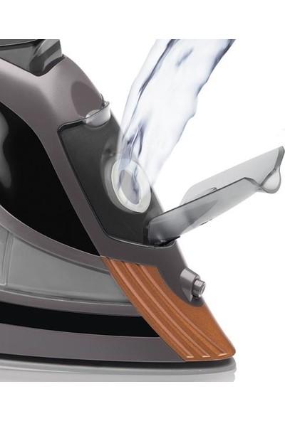 Arzum AR693 Steamart Lux Seramik Tabanlı Ütü Siyah