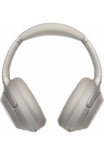 Sony WH-1000XM3S Gürültü Önleyici Kulak Üstü Kablosuz Kulaklık - Gümüş
