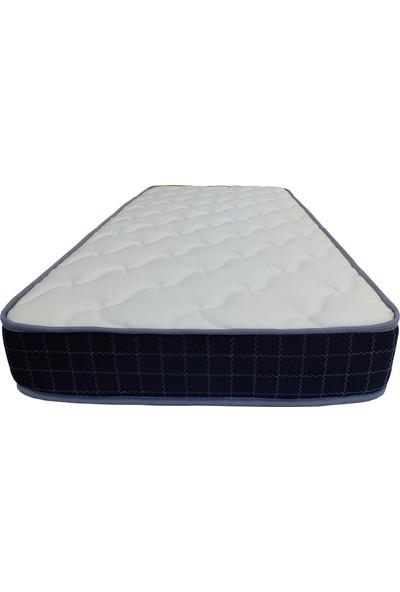 Sleep Comfort Yasmin Yarı Ortopedik Tek Kişilik Yatak Mavi 80x180