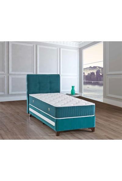 Sleep Comfort Şehzade Yatak Baza Başlık Set 100x200