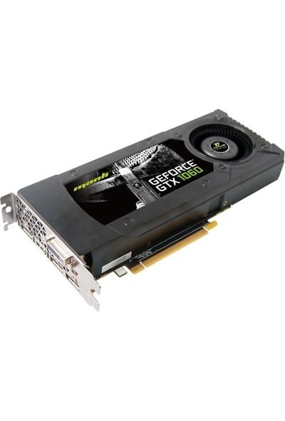 Manli M-NGTX1060 Nvidia GTX 1060 DDR5 192Bit 3GB Ekran Kartı (İthalatçı Firma Garantili)