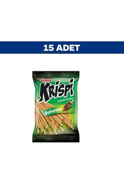 Ülker Krispi Baharatlı Kraker 54 gr x 15'li