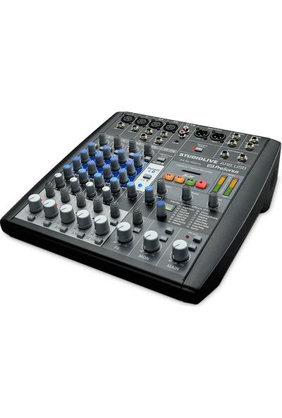 Presonus Studiolive Ar 8 Usb Mixer