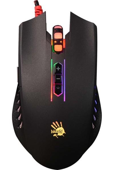 Bloody Q81 Neon Metal Ayak 3200CPI RGB Oyuncu Mouse