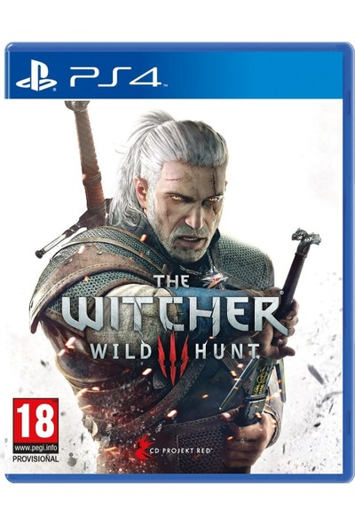 The Witcher 3 Wild Hunt PS4 Oyun