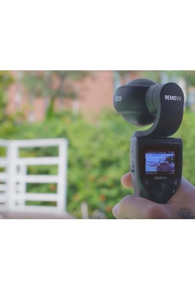 Removu K1 - 4K Kamera Ve Gimbal