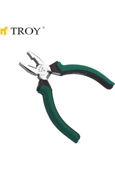 Troy T21052 Elektronikçi Pense 115mm