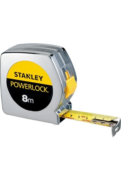 Stanley 8x25mm Powerlock Metre