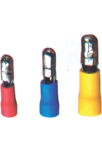Sea Power Erkek Terminal Kırmızı 0,25-1,15mm 50'li