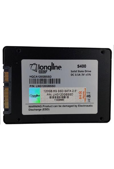 """Longline 120GB 6G SATA 3 2.5"""" 520/500MB/s SSD LNGSUV520/120G"""