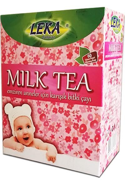 Leka Baharat Milk Tea - Süt Çayı