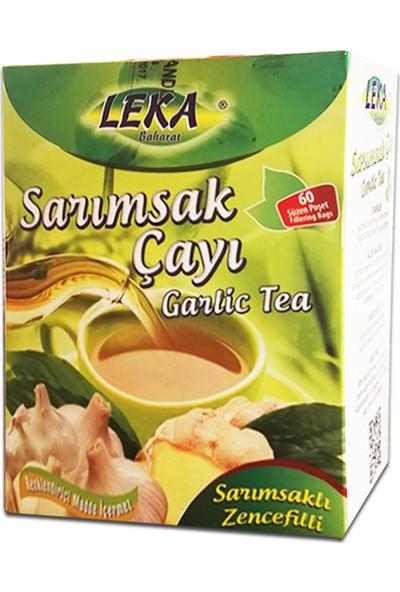 Leka Baharat Sarımsak Çayı