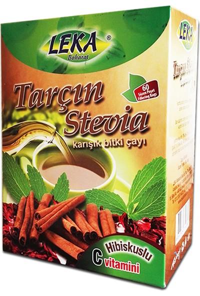 Leka Baharat Tarçın Stevia Karışık Bitki Çayı