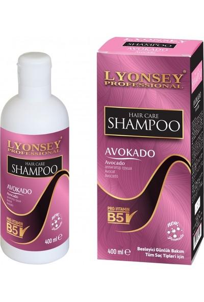 Lyonsey Professional Avokado Özlü Şampuan