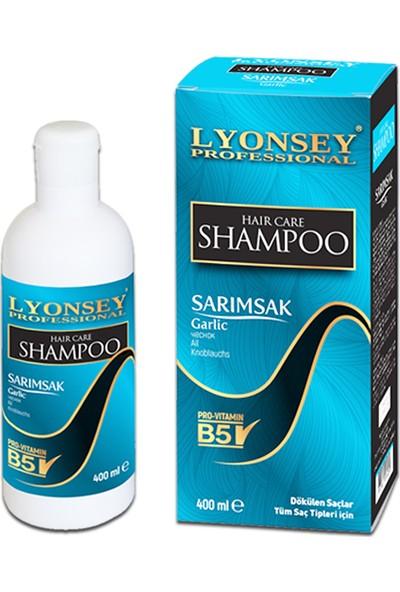 Lyonsey Professional Sarımsak Şampuanı