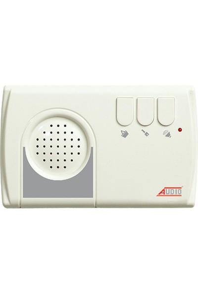 Audio Tekideal 001227 Kd-E Kapıcısız Diafon Şube