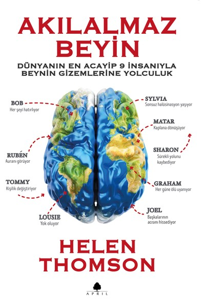 Akılalmaz Beyin - Helen Thomson
