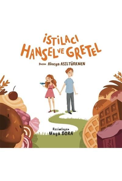 İstilacı Hansel Ve Gretel - Akasya Asıltürkmen