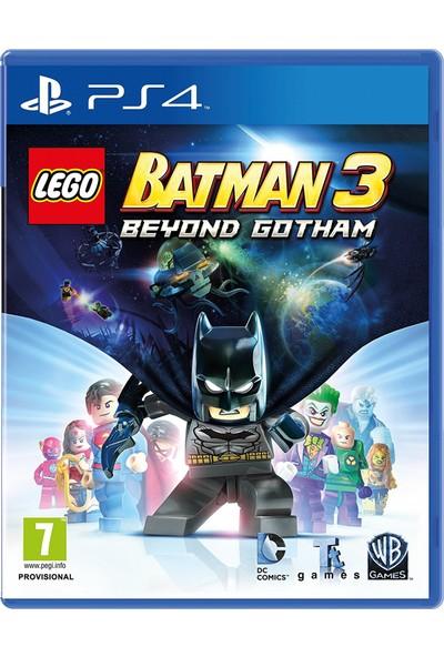 LEGO Batman 3 Beyond Gotham PS4 Oyun
