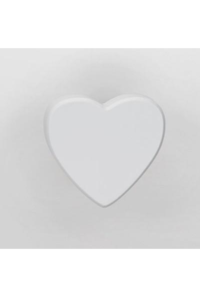 Kralkulp Kalpli Kulp Modeli, Bebek Ve Çocuk Odası Kulp 6 Adet Beyaz