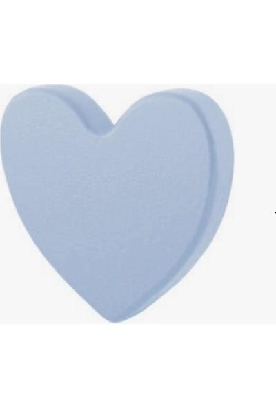 Kralkulp Kalpli Kulp Modeli, Bebek Ve Çocuk Odası Kulp 6 Adet Bebek Mavisi