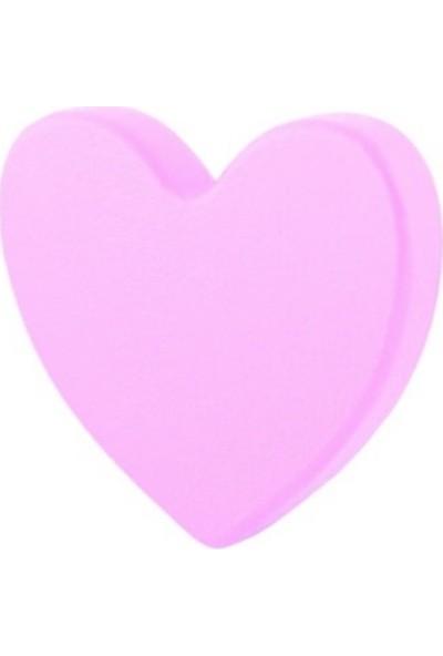 Kralkulp Kalpli Kulp Modeli, Bebek Ve Çocuk Odası Kulp 4 Adet Bebek Pembesi