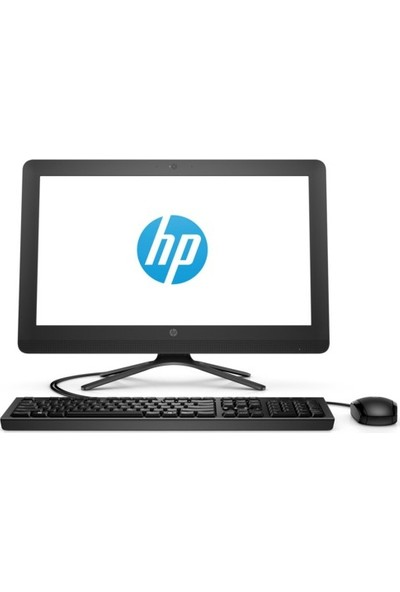 "HP 22-c0036nt Intel Core i3 8130U 4GB 256GB SSD 21,5"" FHD Free Dos All In One Bilgisayar 4MM87EA"