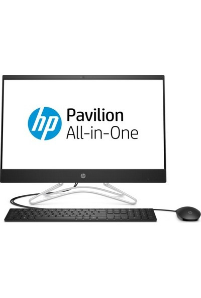 "HP Pavilion 24-f0022nt Intel Core i5 8250U 4GB 256GB SSD MX110 Freedos 23.8"" FHD All In One Bilgisayar 4MK52EA"