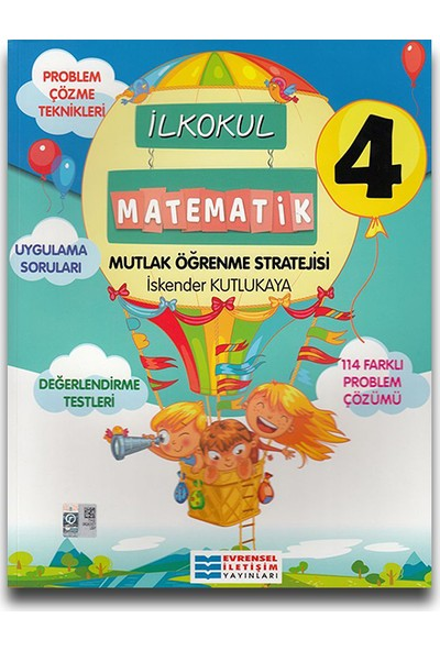 Evrensel 4. Sınıf Matematik Mutlak Öğrenme Stratejisi