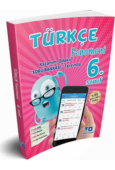 Tandem 6. Sınıf Türkçe Fenomeni Soru Bankası