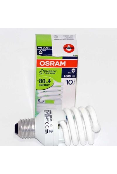 Osram 23W Enerji Tasarruflu Beyaz Işık Ampül