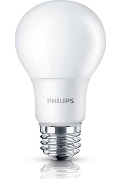 Philips 9W E27 Duylu Philips Led Ampül Beyaz