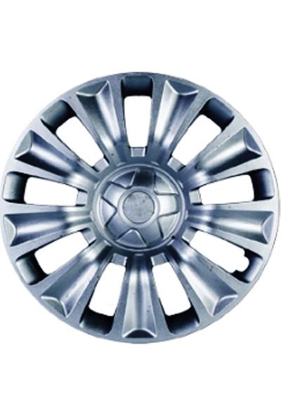 Ford Araçlara Uyumlu Jant Kapağı Takımı 4'lü 16 İnç