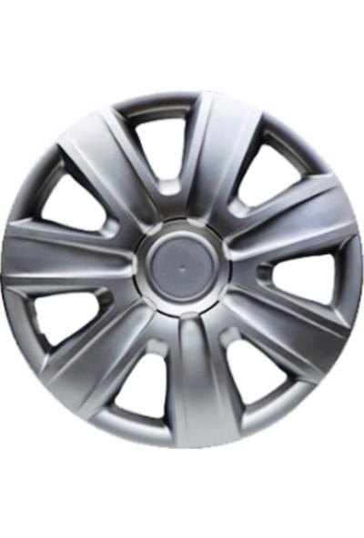 Tüm Dacia Araçlara Uyumlu Jant Kapağı Takımı 4'lü 14 İnç