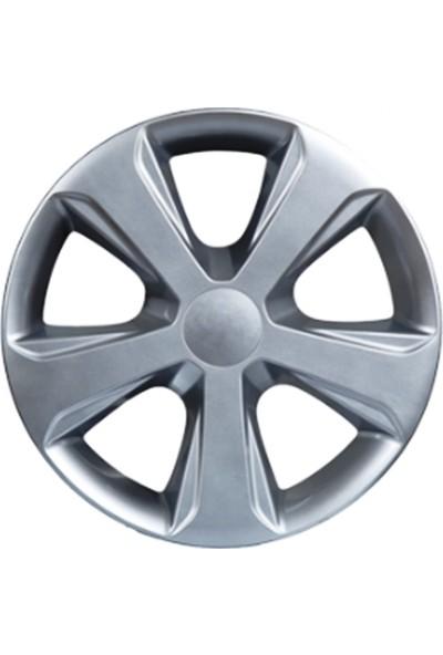 Tüm Fiat Araçlara Uyumlu Jant Kapağı Takımı 4'lü 15 İnç
