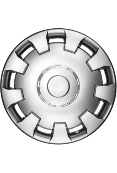 Tüm Mazda Araçlara Uyumlu Jant Kapağı Takımı 4'lü 15 İnç