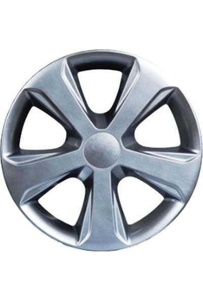 Tüm Peugeot Araçlara Uyumlu Jant Kapağı Takımı 4'lü 14 İnç